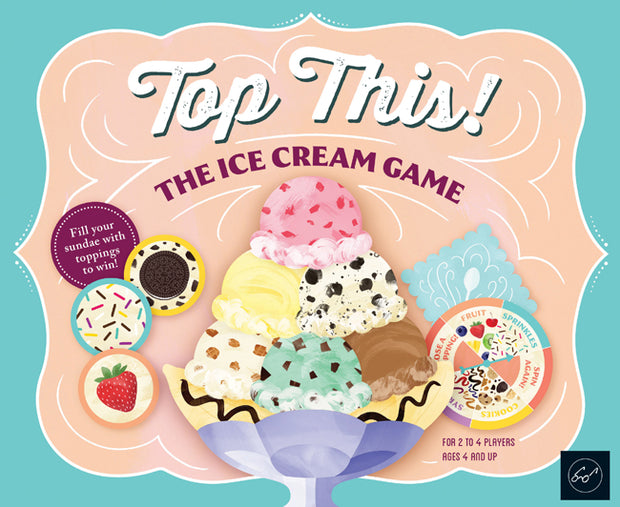 Top This! The Ice Cream Game