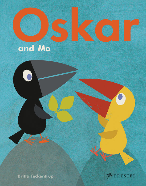 Oskar and Mo -  Britta Teckentrup