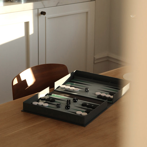 Printworks - Classic Games Backgammon