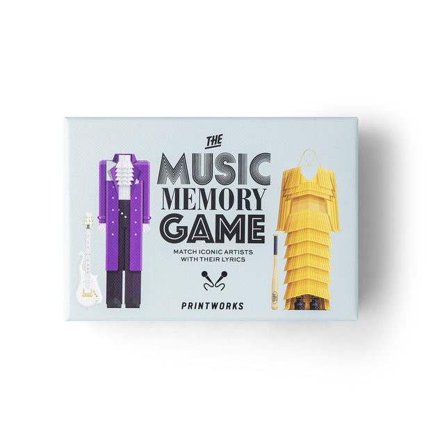 Printworks - Memory Game Music