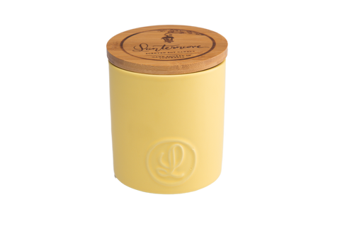 Lantern Cove - Pastel 14.5oz Lemongrass & Lime Candle