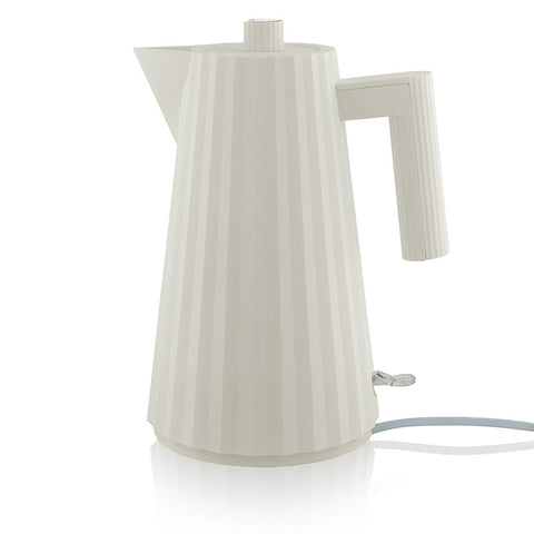 Alessi - Plissé Electric Kettle - White