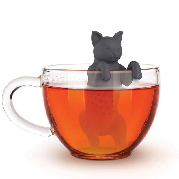 Fred Purr Tea - Cat Tea Infuser