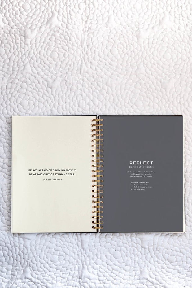 Frank Stationery - On Purpose | Project Planner - Stone