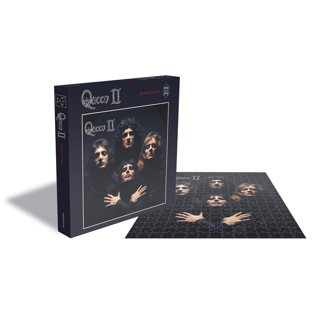 Queen – Queen II 500pc Puzzle