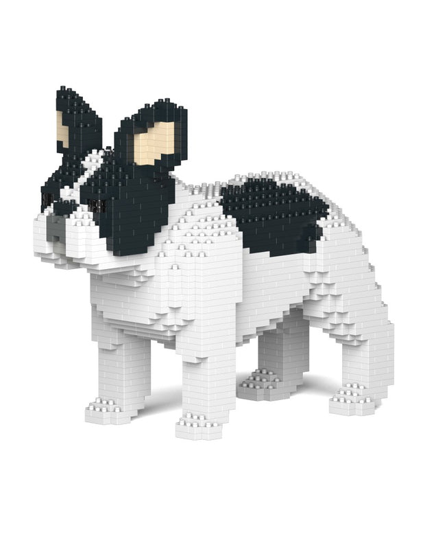 Jekca Building Blocks - French Bulldog