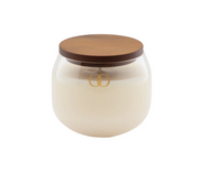 Only Orb - Glass Teak Oh! Candle