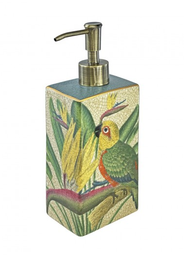 Creatively Active Minds - Soap Dispenser - Parrot