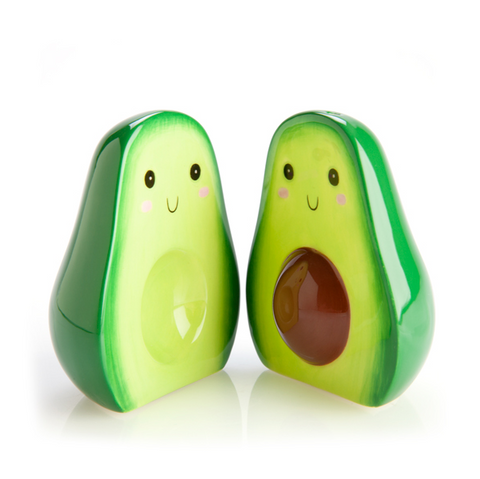 Salt & Pepper Set - Avocado