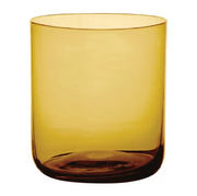 Annabel Trends - Water Tumbler Set - Amber (Set of 4)