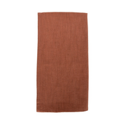 Annabel Trends - Stonewashed Tea Towel - Terracotta