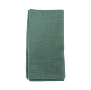 Annabel Trends - Stonewash Napkin 4pc Set - Sage