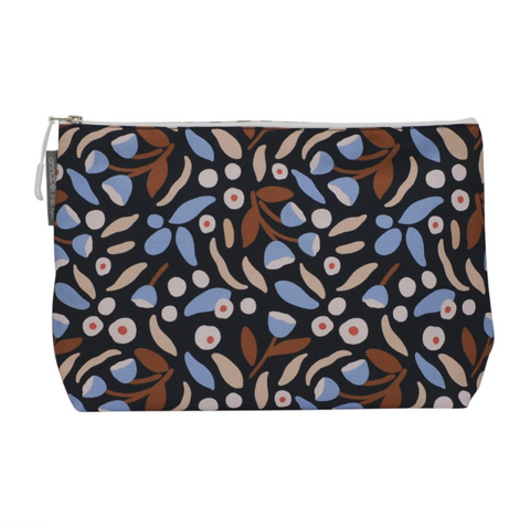 Annabel Trends - Large Cosmetic Bag - Wild Flower