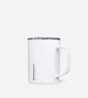 Corkcicle - Classic Insulated Mug 475ml - White