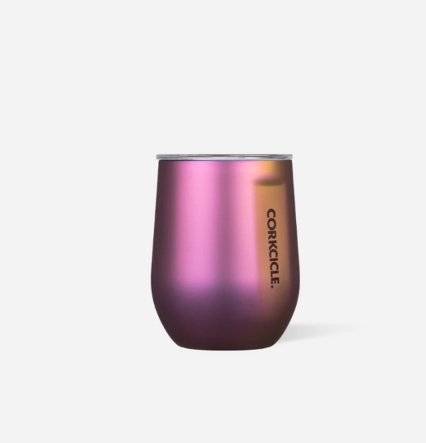 Corkcicle - Metallic Stemless 355ml - Nebula