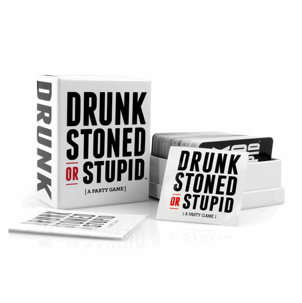Drunk, Stoned, Stupid - Party Game