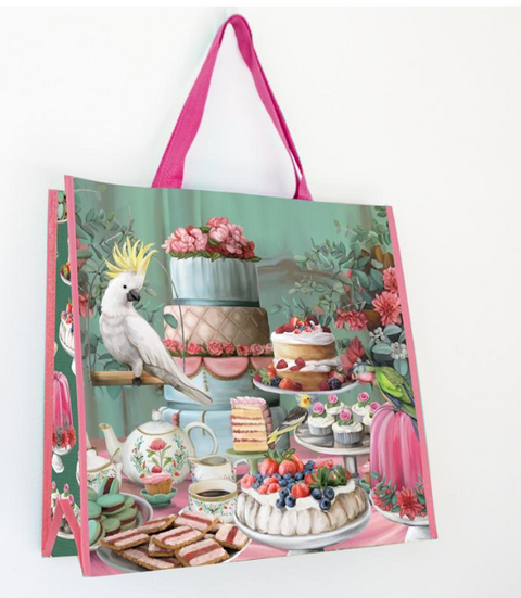 La La Land Lavish Tea Party Market Bag