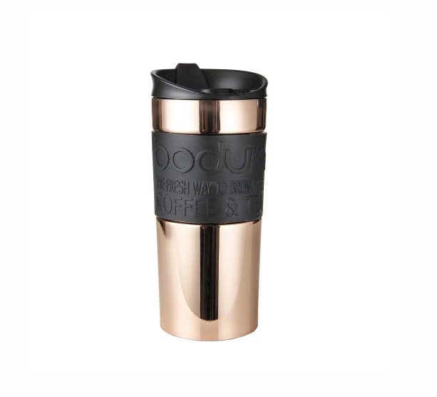 Bodum Travel Vacuum Mug Gold 350ml
