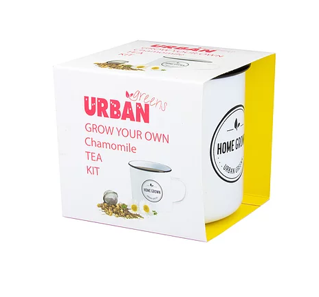 Urban Greens: Grow Your Own Chamomile Tea