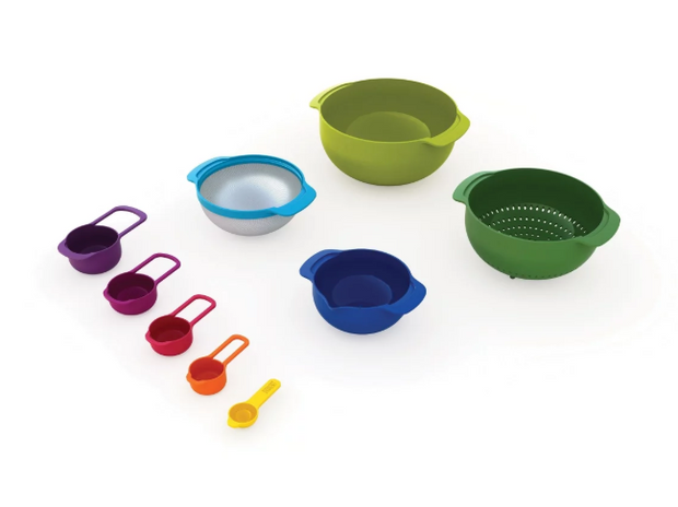 Joseph Joseph Nesting Set 9 Plus (Set of 9)