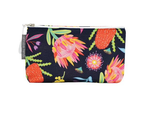 Annabel Trends - Cosmetic Bag Aussie Flora