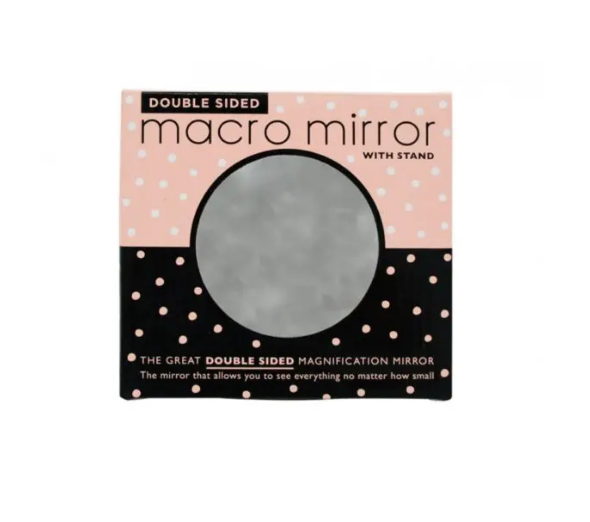 Annabel Trends - Macro Metallic Mirror – Double Sided