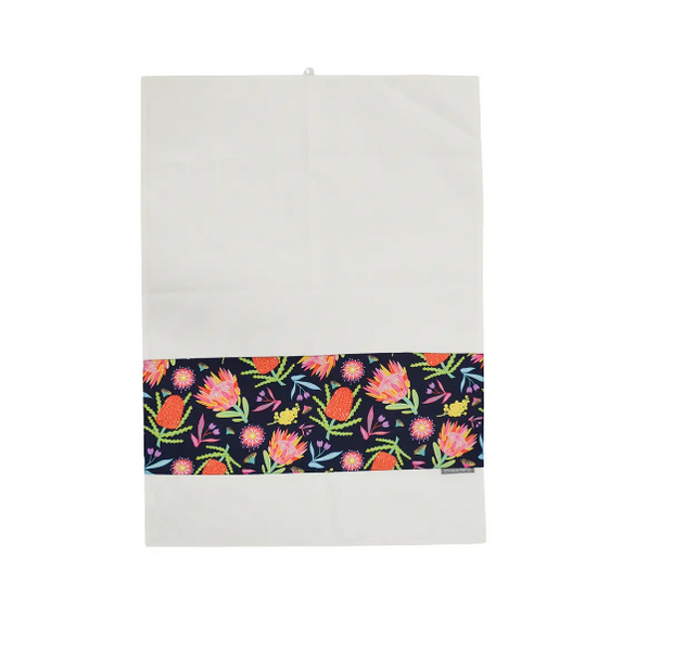 Annabel Trends - Aussie Flora Tea Towel
