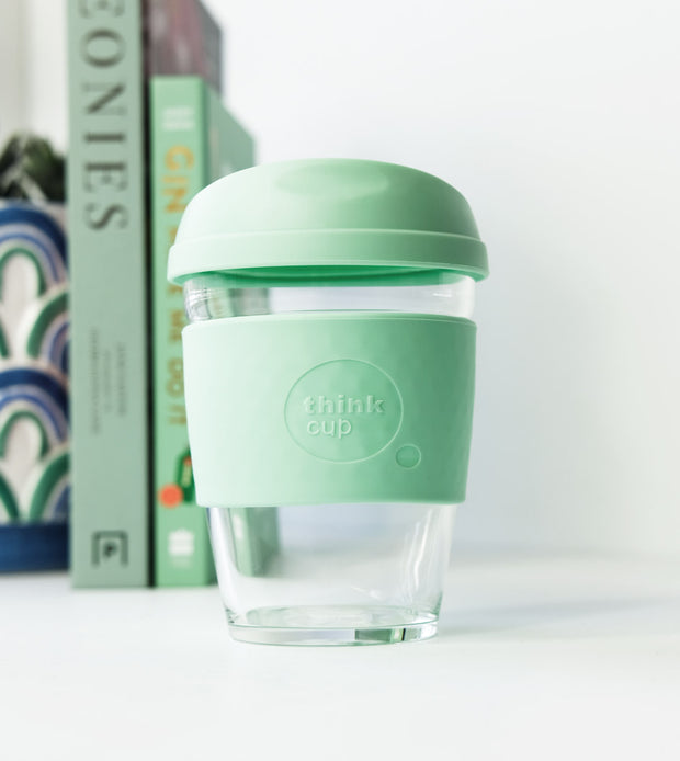 Think Cup 12 Oz - Sea Foam