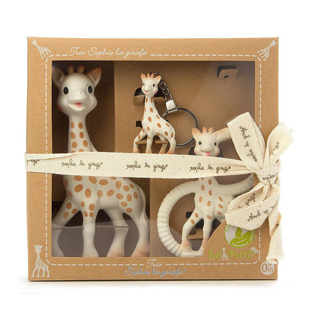 Sophie the Giraffe - So Pure Trio