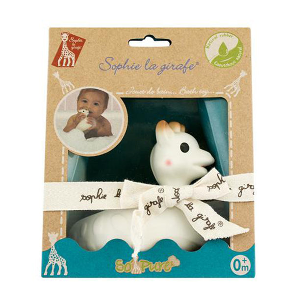 So Pure - Sophie the Giraffe Bath Toy