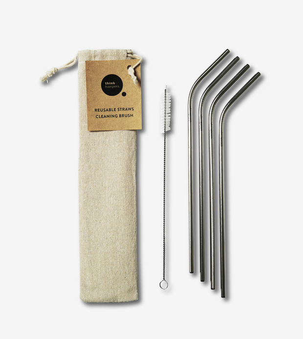 Think Cup - Think Straws 6pc Set