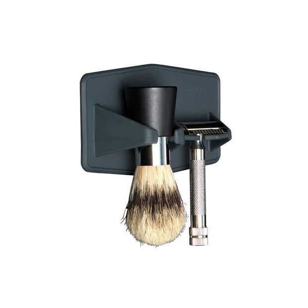 The Maverick - Razor & Brush Rack