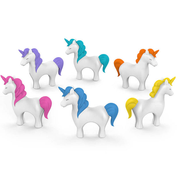 Tiny Prancer - Unicorn Drink Marker (Set of 6)