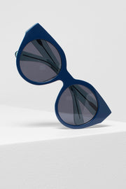 ELK - Navy/Emerald Naema Sunglasses