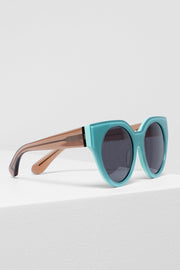 ELK - Mint/Rose Syrup Naema Sunglasses