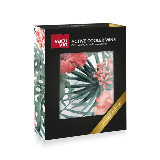 Vacu Vin - Active Cooler Wine, Botanical (Limited Edition)
