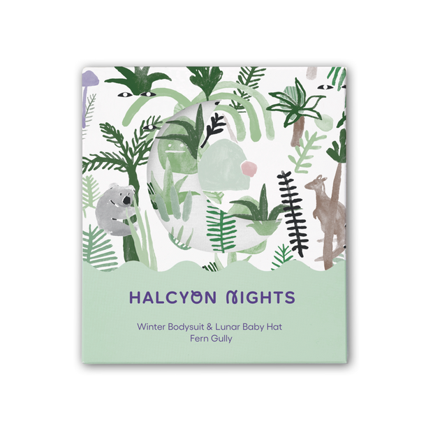 Halcyon Nights - Fern Gully Winter Gift Pack