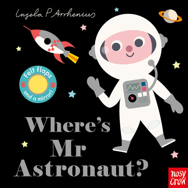 Where's Mr. Astronaut?