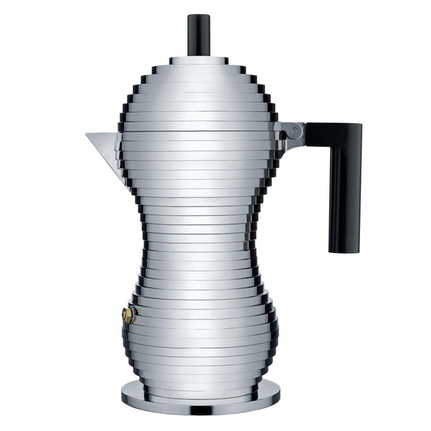 Alessi Pulcina Espresso Coffee Maker - 6Cps-Coffee Makers-Alessi-OPUS Design
