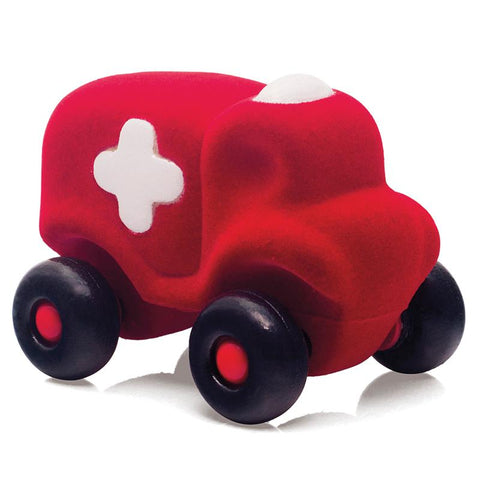 Rubbabu - Little Vehicle Ambulance