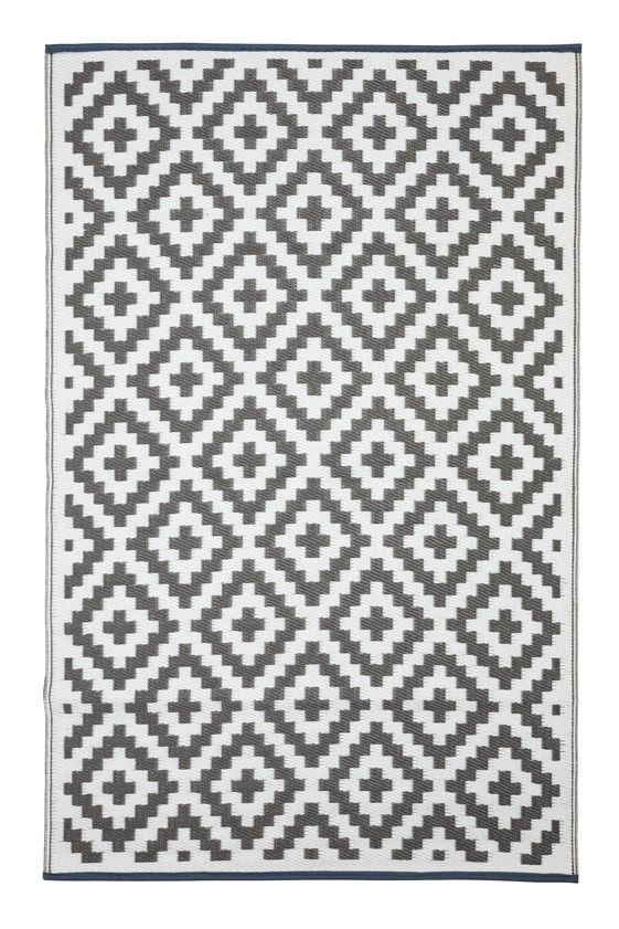 Aztec Plastic Rug Medium