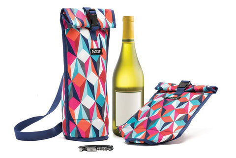 Freezable Wine Bag: Paradise Breeze