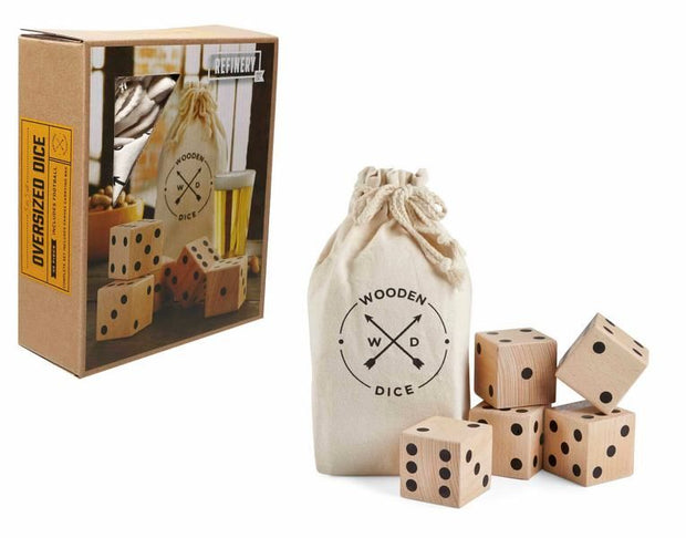 Refinery & Co - Oversized Dice