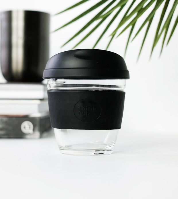Think Cup 8 Oz - Black