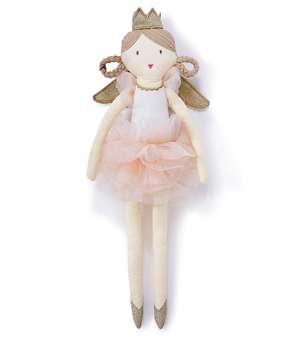 Blossom The Fairy-Plush Toy-Nana Huchy-Pink-OPUS Design