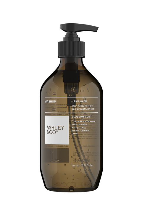 Ashley & Co - Washup Botanical Hand Wash: Blossom & Gilt