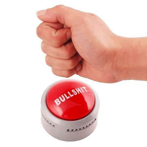 Bullsh*T Button-Novelty-Other-OPUS Design