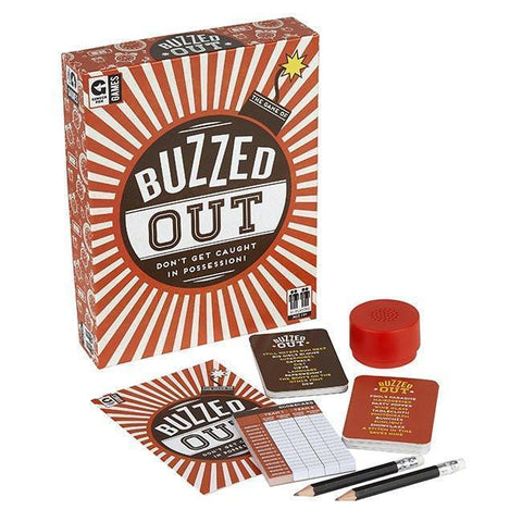 Buzzed Out Game-Games-Ginger Fox-OPUS Design