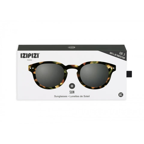 Izipizi: Sun Collection #C - Tortoise