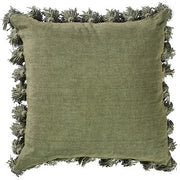 Canvas + Sasson - Saratoga Heritage Cushion - Sage